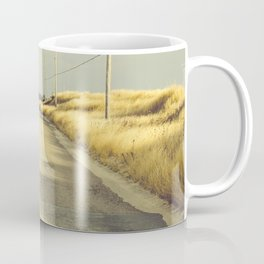 The Road to the Sea Coffee Mug