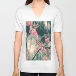Dreamtime in Spring Unisex V-Neck