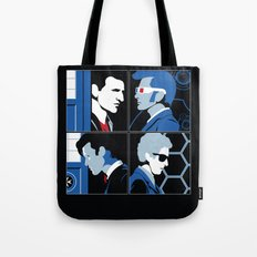 The 4 Doctors (2005-2018) Tote Bag