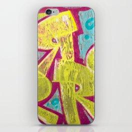 Graffiti 05 iPhone Skin