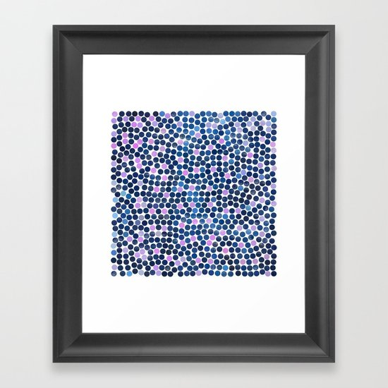 dance 8 Framed Art Print