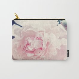 Beautiful Peony Flower Art Carry-All Pouch
