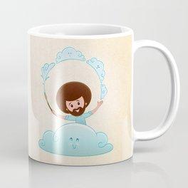 Happy Clouds Coffee Mug