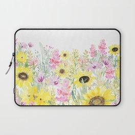 Summer Garden (Sunflower Passion) Laptop Sleeve