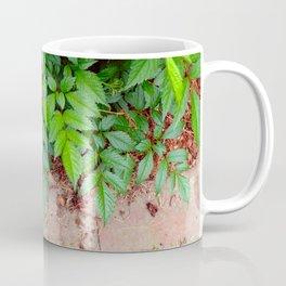 leafy brick Coffee Mug