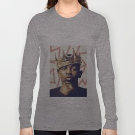 King Kendrick Long Sleeve T-shirt