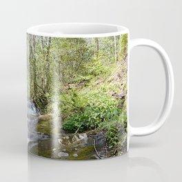 mountain stream in May Coffee Mug