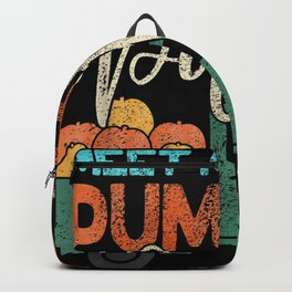 Meet Me At The Pumpkin Patch Backpack