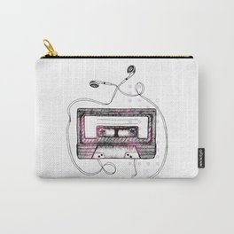 Mixtape Carry-All Pouch