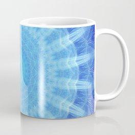 Mandala blue Star Coffee Mug