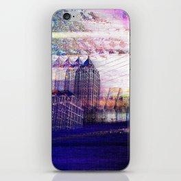 Enchanted Resonator iPhone Skin