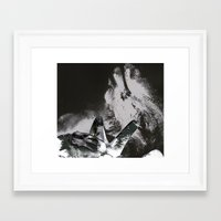erotic Framed Art Prints featuring Aphrodesia Erotic by Liaison Érotique