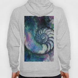 Nature Music No.1D by Kathy Morton Stanion Hoody