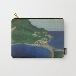 Scotts Head Town Carry-All Pouch