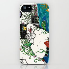 Books Coming to Life: The Little Mermaid iPhone Case