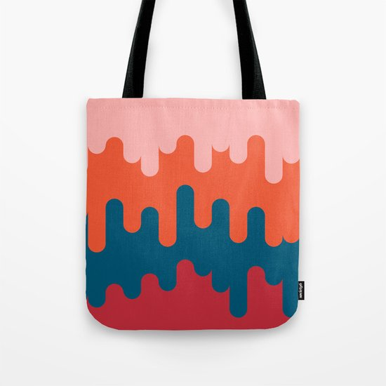 Theme Park Tote Bag