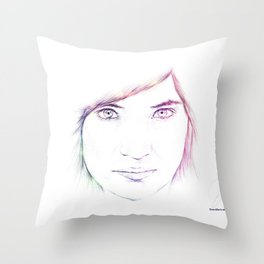 Sofi Mayen Throw Pillow