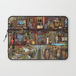 The Museum Shelf Laptop Sleeve