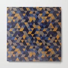Ravenclaw pattern Metal Print