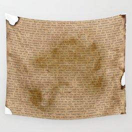 My Dear Watson Wall Tapestry