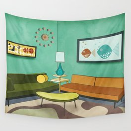 The Room 1962 Wall Tapestry