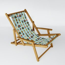 Goddesses Around the World Sling Chair