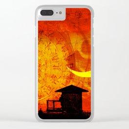 Nam Clear iPhone Case