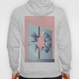 Futuristic Monuments Of Old Yugoslavia Hoody