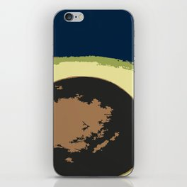 Life Cycle of an Avocado iPhone Skin