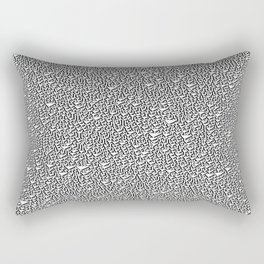 Cellular Automata Rectangular Pillow