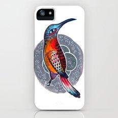 Hummingbird and Nest Slim Case iPhone (5, 5s)