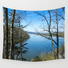 Through to the Susquehanna Wall Tapestry