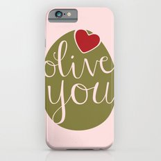 Olive You! iPhone 6s Slim Case