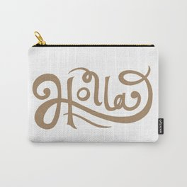 Holla Carry-All Pouch