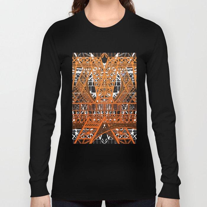 Eiffel (Feat. FalcaoLucas) Long Sleeve T-shirt