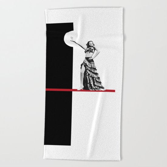 fandango Beach Towel