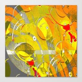 Rotations Canvas Print