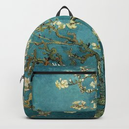 Van Gogh Blossoming Almond Tree Backpack