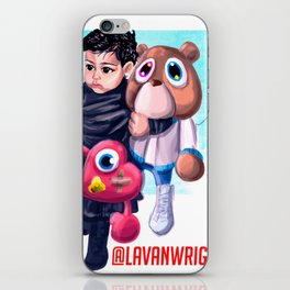 North West iPhone Skin