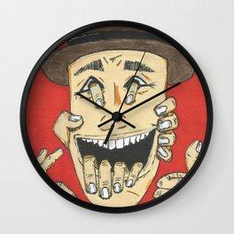 bastard Wall Clock