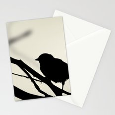 Silhouetted Bird Stationery Cards