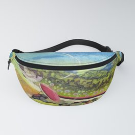 Hungry Trout Fanny Pack