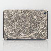 rome iPad Cases featuring Rome  by Le petit Archiviste