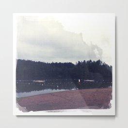 Lake Minerva #2 Metal Print