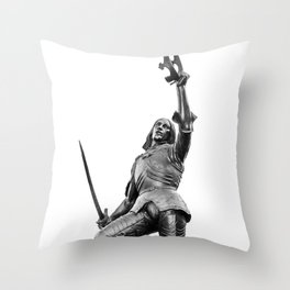 Richard The Third Throw Pillow