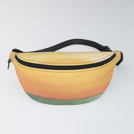 Summer Sunset Fanny Pack