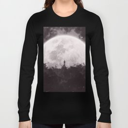 The Moon and I Long Sleeve T-shirt