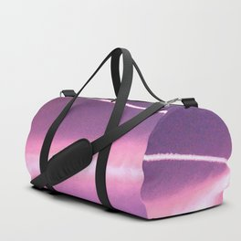Blotchiness in sky Duffle Bag