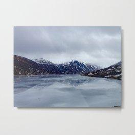 Loch Callater Metal Print