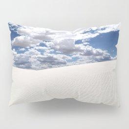 White Sand, Blue Skies Pillow Sham